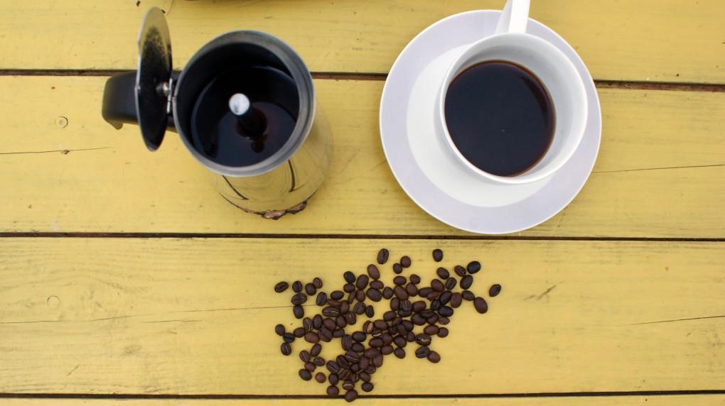 Etiopia Yirgacheffe z kawiarki