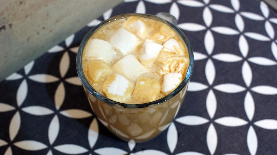 Kawa z piankami Marshmallows
