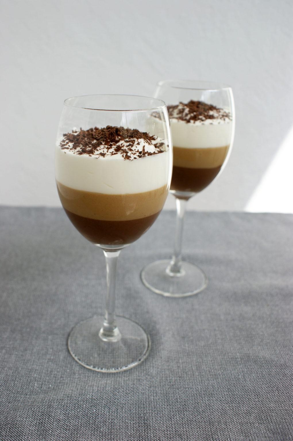 mus kawowo czekoladowy deser kawowy